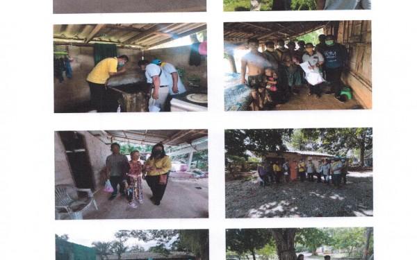 หมู่บ้านต้นแบบในการป้องกันโรคไข้เลือดออกแบบชุมชนมีส่วนร่วม โครงการป้องกันและควบคุมโรคไข้เลือดออก ประจำปีงบประมาณ 2563